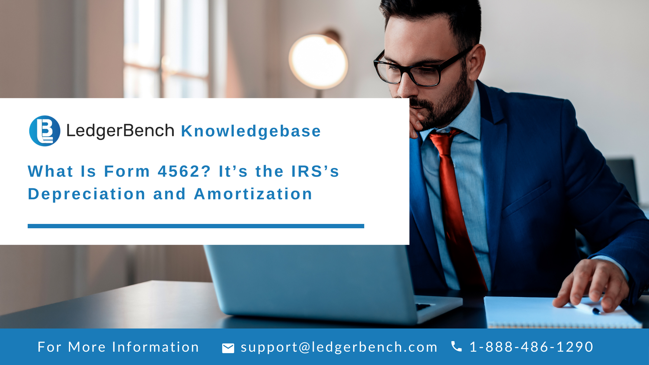 What Is Form 4562? It's the IRS's Depreciation and Amortization