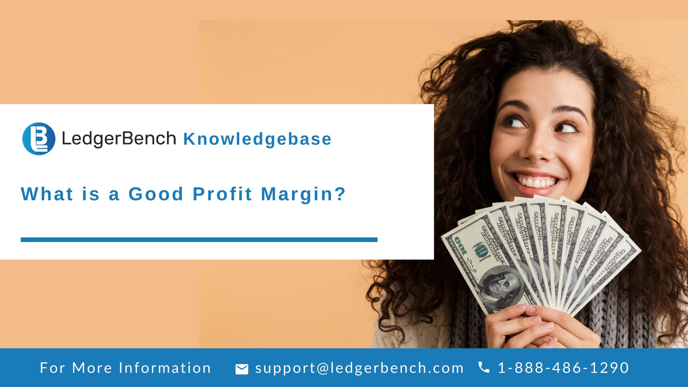 What is a Good Profit Margin