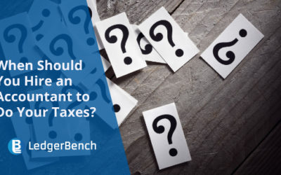 When Should You Hire an Accountant to Do Your Taxes?